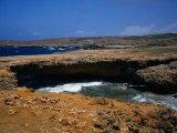 Natural Bridge, Aruba Photographic Print by Jennifer Broadus