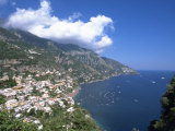 Positano, Italy Photographic Print by Jennifer Broadus