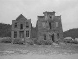 Elkhorn Ghost Town, Montana, USA Photographic Print