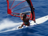 Windsurfer Photographic Print