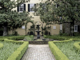 Beauregard House Gardens, New Orleans, Louisiana, USA Photographic Print