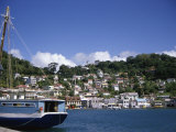 St. George's, Grenada Photographic Print