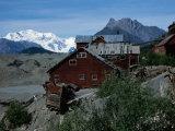 Kennecott National Historic Landmark, Alaska, USA Photographic Print