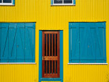 Facade of House, Stanley, East Falkland, Falkland Islands Photographic Print by Tony Wheeler