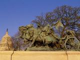 Ulysses S. Grant Memorial Washington, D.C. USA Photographie