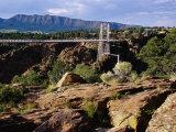 Royal Gorge Bridge, Canon City, Colorado, USA Photographic Print