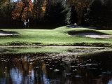 Patterson Golf Course, Failfield, Connecticut, USA Papier Photo