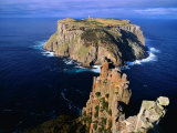 Tasman Island from Cape Pillar in Tasman National Park, Tasman Peninsula, Tasmania, Australia Photographic Print by Grant Dixon
