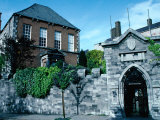 Exterior of Marsh Library (1701), Dublin, Ireland Photographic Print by Tony Wheeler