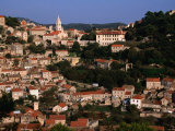 Town View, Croatia Photographic Print by Wayne Walton