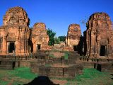Khmer Ruins at Prasat Meuang Singh Historical Park (Lion City), Thailand Photographic Print by Bethune Carmichael