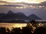 Rio Negro, Sao Gabriel, Amazonas, Brazil Photographic Print