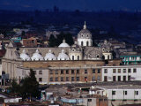 Restored Colonial Cathedral, Quetzaltenango, Guatemala Photographic Print by Richard I'Anson