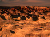 Little Painted Desert County Park, Arizona, USA Photographic Print by Mark Newman