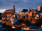 Buildings on Slopes of Antananarivo, the Highland Capital, Antananarivo, Madagascar, Photographic Print