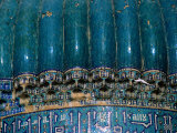 Detail of 15th Century Shrine of Khwaja Abu Nasr Parsa, Afghanistan Fotodruck von Stephane Victor