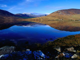 Reflections of Nephin Begs, Lough Feeagh, County Mayo, Ireland Photographic Print by Gareth McCormack