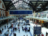 Liverpool Street Station, London, England Photographic Print by Setchfield Neil