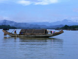 Riverboat on the Perfume River, Hue, Thua Thien-Hue, Vietnam Photographic Print by Greg Elms