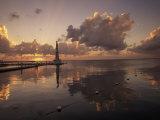 Laguna De Nichupte, Cancun, Mexico Photographic Print by Walter Bibikow