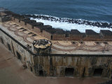 Fuerte San Felipe Del Morro, Old San Juan Photographic Print by Lauree Feldman