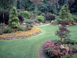 Butchart Gardens, Victoria BC, Canada Photographic Print by Michele Burgess