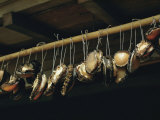 Abalone Hanging from a Rack Photographic Print by Luis Marden