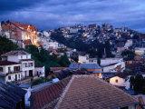 City at Dusk, Antananarivo, Madagascar Fotografie-Druck von Karl Lehmann