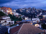 City at Dusk, Antananarivo, Madagascar Photographic Print by Karl Lehmann