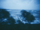 Storm Surf Photographic Print by Robert Madden