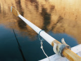A Close View of a Boats Oar Photographic Print by Dugald Bremner