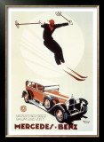 Mercedes-Benz Poster by  Meyer