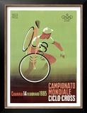 Campionato Mondiale, Ciclo, 1965 Poster by  Mancioli