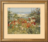 Ocean View Prints by Childe Hassam