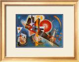 Im Blau, c.1925 Prints by Wassily Kandinsky