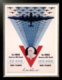 Victory, Franklin D. Roosevelt Art by Jean Carlu