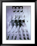 Triple Elvis, 1963 Art by Andy Warhol