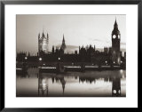 Big Ben and the Houses of Parliament Prints by Pawel Libra