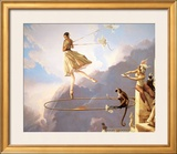 Tuesday's Child Poster by Michael Parkes