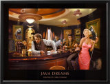 Java Dreams Prints by Chris Consani