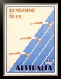 Australia Posters by  Sellheim