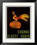 Cognac Albert Robin Print by Leonetto Cappiello