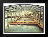 Sutro Baths, San Francisco Poster