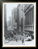 New York City, Wall Street Poster