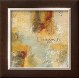 Longevity Scroll Posters by Jane Bellows