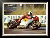 MV Agusta GP Motorcycle Print