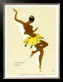 Josephine Baker, Black Thunder Posters