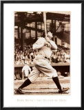 Babe Ruth the Sultan of Swat Poster