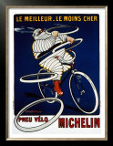 Michelin, Tire Man Prints