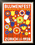 Bloomfest Zurich Prints